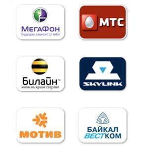 Операторы сотовой связи Гастелло