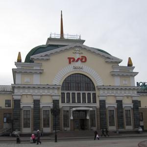 Железнодорожные вокзалы Гастелло